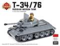 T-34/76 Soviet Medium Tank