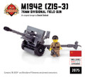M1942 ZiS-3 76mm Field Gun