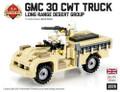 Long Range Desert Group Truck GMC 30 CWT