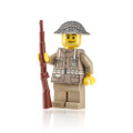 Megaton MMCB Capes WWI American Rifleman w/ Netted Helmet (Version 2)