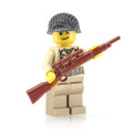 Megaton Custom Printed WWII American Sniper with M1903-A4 Sniper Rifle
