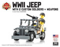 WWII Jeep Megaton Bundle