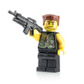 "Modern Soldier ""Dutch"" with BrickArms Proto M16A2-AGL"