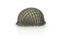 BrickArms M1 Olive Steel Pot Helmet w/ Fabric Mesh