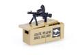 BrickArms Bren Gun and Australian Printed Crate