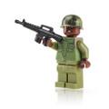 Vietnam Era Rifleman w/ M69 Flak Vest (Brown)