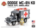 Dodge WC-64 KD Truck 4x4 Ambulance