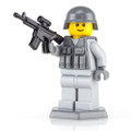 Modern Rifleman Gray