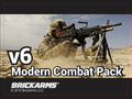 BrickArms Modern Combat Pack V.6
