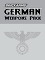 BrickArms German Weapons Pack