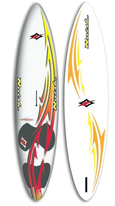 Naish Supercross 245cm 75 litre Windsurf Board