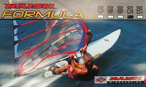 Naish Formula 750 Carbon 520 Mast