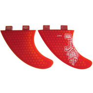 Starboard Hexcell Thruster Fins for SUP Paddleboarding
