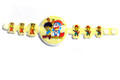 Harry Potter Doraemon Bracelet Rakhi