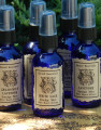 White Sage . Sacred Essentials Smudge Mist Spray . Purification of Sacred Space, Clearing, Protection, Longevity, Wisdom