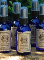 Chamomile Lavender . Sacred Essentials Smudge Mist Spray 1oz . Purification of Sacred Space, Love, Calming, Peace, Sleep, Meditation