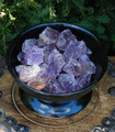 Ametrine Crystal Gemstone Natural Raw