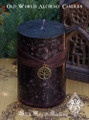 Old World Alchemy Pillar Candle