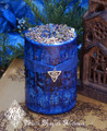 Morgan Le Fay Alchemy 2x3 Pillar Candle . Essences of Ancient Avalon