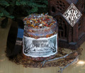 Veils Edge Casting Herbs . Between the Worlds . Break thru the Veil, Seance, Otherworldly Spirit Workings, Samhain Offering