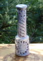 Witches Garden Flower Stone Incense Smoking Pillar . For Incense Sticks and Cones