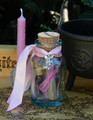 Faerie Sight Power Spell . Intuition, Psychic Awareness, Enhanced Powers, Divination