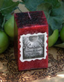 Between the Worlds . Pumpkin 2x3 Square Candle . Break thru the Veil, Seance, Otherworldly Spirit Workings, Samhain