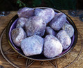 Lepidolite Tumbled Gemstone Jumbo . Mica . Anxiety, Stress, Peace, Calming Stone
