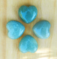 Aventurine Gemstone Heart . For Luck, Money, Healing