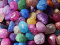 Faerie Crystal Quartz Crystals Set of 7 . Chakra, Color Magic