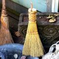 Whisk Broom Mixed Natural