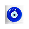 Evil Eye . 3 Inch Glass Protection Amulet