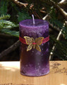 Transformation Spell Candle 2x3. For Change, Rebirth, New Beginnings, Inner Journey