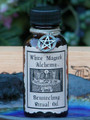 Bewitching Ritual Natural Perfume Oil - White Magick Alchemy . Allure and Attraction, Love Spells, Strengthening Love Relationships