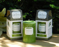 VITALITY Aromatherapy Candle . Eucalyptus and Peppermint