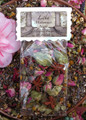 Litha Midsummers Night . Organic Flora, Fruits, Herbs and Woods . Incense Potpourri . Summer Solstice