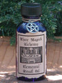 Elemental Ritual/Natural Perfume Oil - White Magick Alchemy . Elemental Magick, Spirit, Earth, Water, Fire and Air