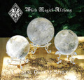 Crystal Quartz Spheres . Crystal Balls