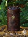 Alchemical Clove Candles . Holiday, Abundance, Love, Protection, Banishing