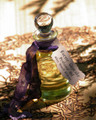 Faerie Cupcake .5 oz with Sugared Vanilla & Lemon Essential Oil. Alchemy Perfume Potion