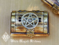 Pentacle Bone Treasure Chest