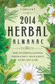 Herbal Almanac Llewellyn's 2014