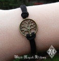 Tree of Life Bracelet in Bronze