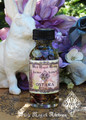 Ostara Violet Crystal Petals Spring Equinox Ritual Spell Oil