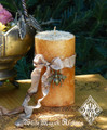 Honey Candles Orange Blossom Bees