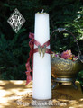 Sacred Memorial Torch Light Memorial Candle 2x9 Pillar