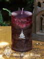 Bonfire Sacred Smoke Fusion Spell Candles . Fire Festivals, Sexual Energy, Element of Fire