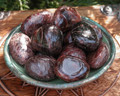 Garnet Gemstones Tumbled . Beautiful LARGE . For Protection, Shielding Negativity, Healing, Success