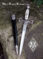 Knights Medieval Athame Ritual Dagger