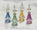 Glass Perfume Potion Bottles - Style E